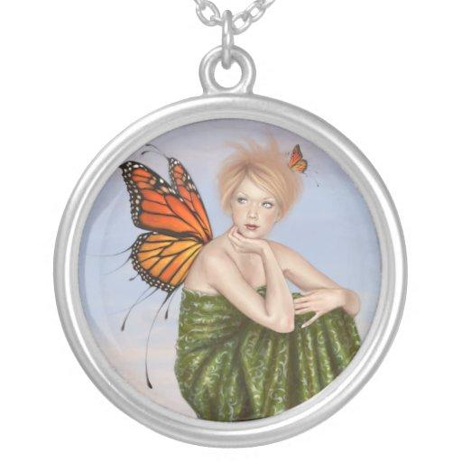 Sunrise Fairy Necklace