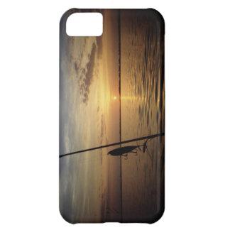 Sunrise Fishing Case For iPhone 5C