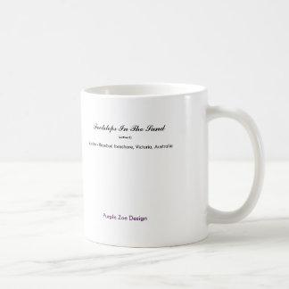 Sunrise footprints- Rosebud foreshore #2 Classic White Coffee Mug