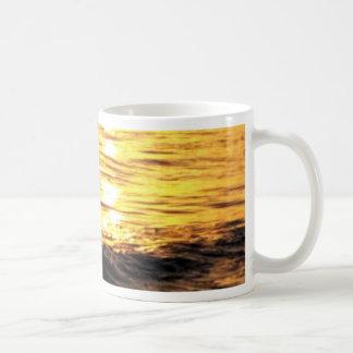 Sunrise from Greece Coffee Mugs