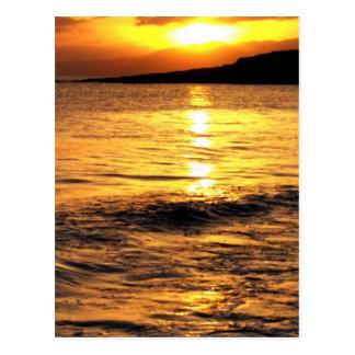 Sunrise from Greece Postcard