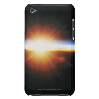 Sunrise from Space 2 iPod Touch Cover