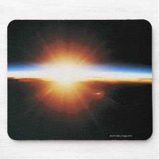 Sunrise from Space 2 Mouse Pads