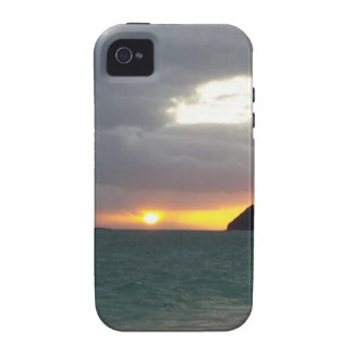 sunrise from Waimanalo iPhone 4/4S Covers