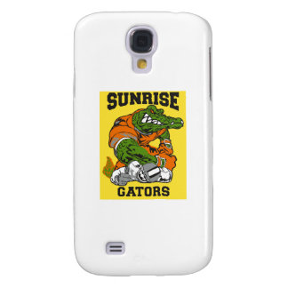 Sunrise Gators Samsung Galaxy S4 Cover
