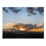 Sunrise Golden Valley, AZ. 9-11-08-1 Postcard
