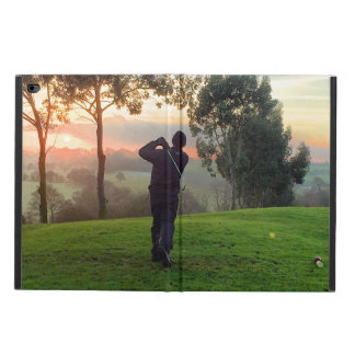 Sunrise Golfer Powis iPad Air 2 Case