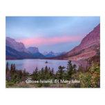 Sunrise Goose Island Post Card