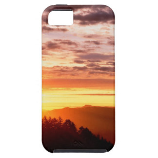 Sunrise Great Smoky Mountains iPhone 5 Covers