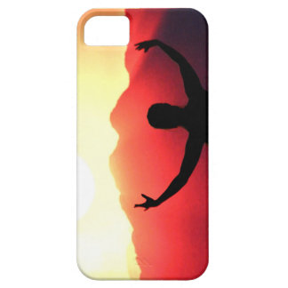 Sunrise greeting iPhone 5 cover