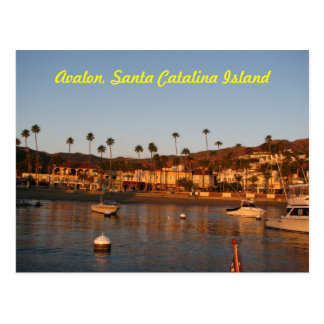 Sunrise in Avalon Post Cards
