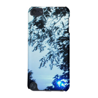 Sunrise in Blue iPod Touch case