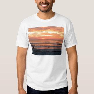 Sunrise in Daytona Beach, FL Tee Shirt