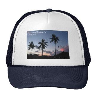 Sunrise in Dumaguete Cap Mesh Hat