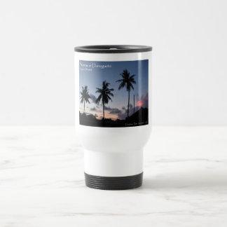 Sunrise in Dumaguete Travel Mug