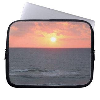 Sunrise in Florida Laptop Sleeve