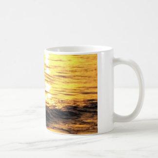 Sunrise in Greece Mugs