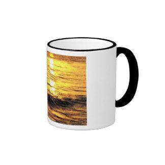 Sunrise in Greece Coffee Mug