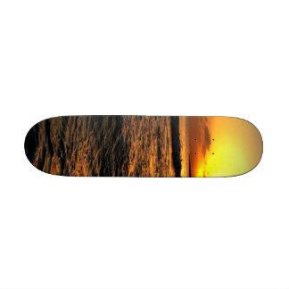 Sunrise in Greece Skateboard Decks
