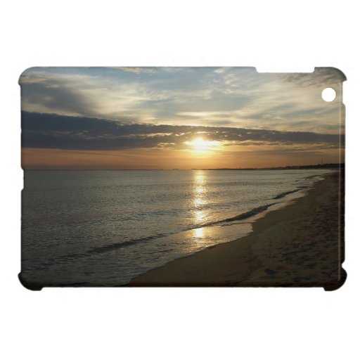Sunrise in Norfolk VA Case For The iPad Mini