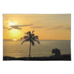 Sunrise in Paradise Cloth Placemat