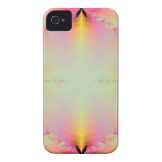 Sunrise in Paradise Pretty Fractal Blackberry Case