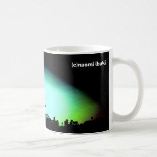 sunrise in santa monica coffee mug