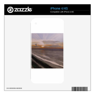 Sunrise in SC iPhone 4S Skins