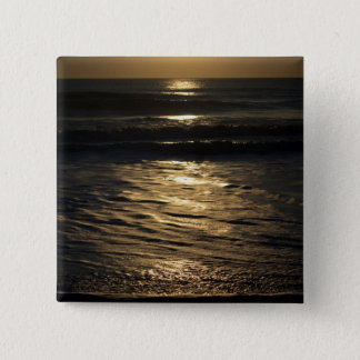 Sunrise In Sepia by Shirley Taylor Pinback Button