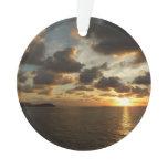 Sunrise in St. Thomas I US Virgin Islands Ornament