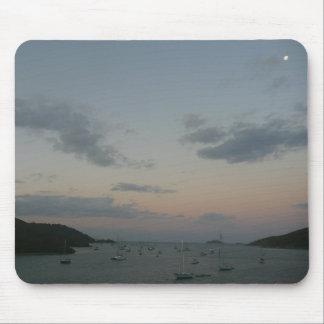 Sunrise in St. Thomas Mousepad