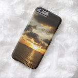 Sunrise in St.Thomas V Stunning Seascape Barely There iPhone 6 Case