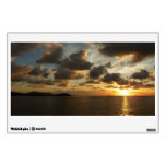 Sunrise in St. Thomas Wall Decal