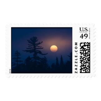 Sunrise in the Adirondacks Postage