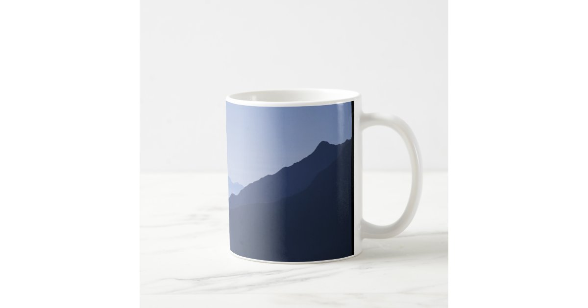 Sunrise in the Alps Coffee Mug | Zazzle