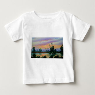 Sunrise in the Everglades Baby T-Shirt