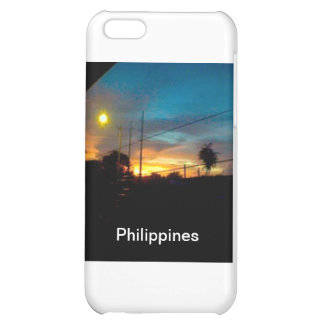 sunrise in the Philippines Cover For iPhone 5C