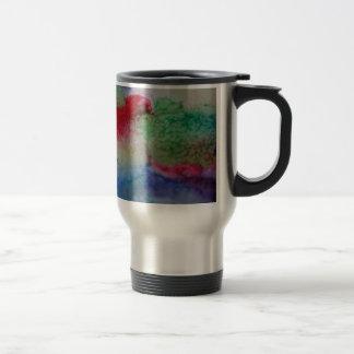Sunrise in the valley mug