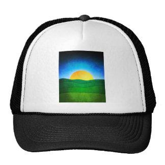 Sunrise In The Valley Trucker Hat