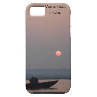 Sunrise in Varanasi iPhone SE/5/5s Case