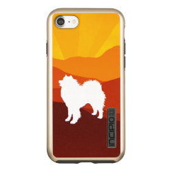 Incipio DualPro Shine iPhone 7 Case with Samoyed Phone Cases design