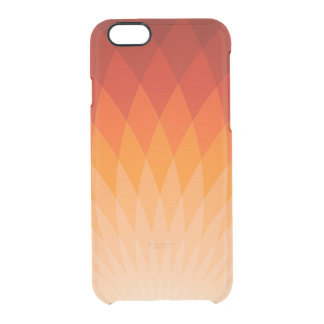 Sunrise iPhone 6 Clear Case Uncommon Clearly™ Deflector iPhone 6 Case