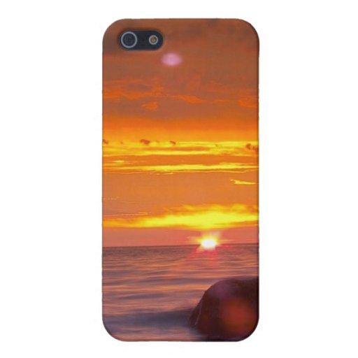 Sunrise iPhone 5 Cases