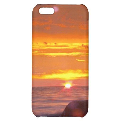 Sunrise iPhone 5C Cover