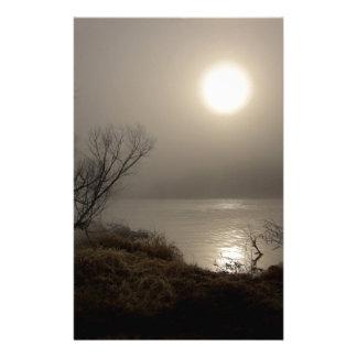 Sunrise.jpg de niebla papelería personalizada