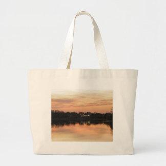 Sunrise Jumbo Tote Bag