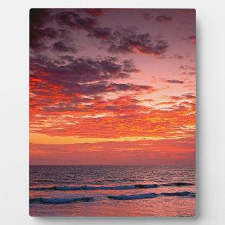 Sunrise Jupiter Florida Display Plaque