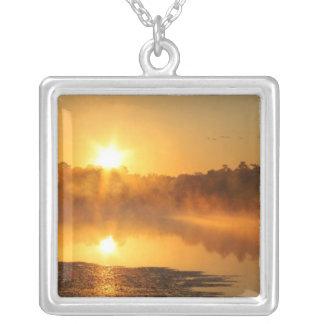 Sunrise Lake, Necklace