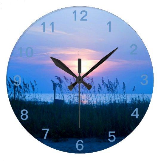 Sunrise Large Clock