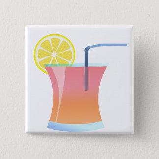 Sunrise Lemon Cooler Button
